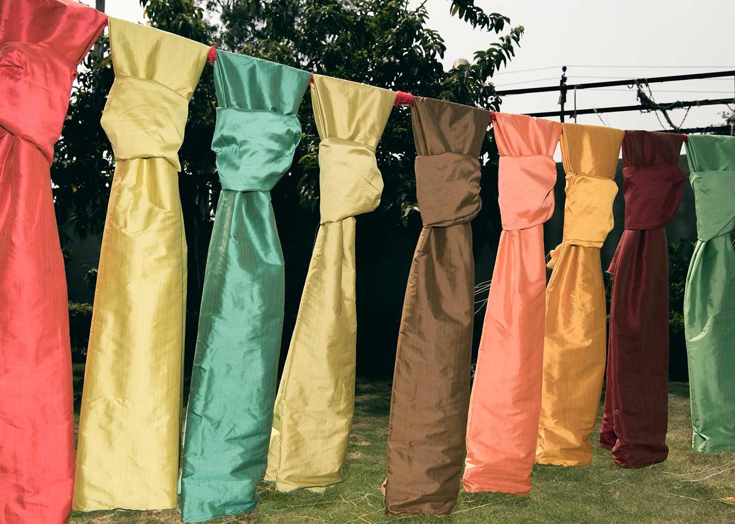 Tulsi Fabrics India Pvt. Ltd. - Leading Exporter & Producer of Embroidery Fabrics, Weaving, Home Furnishing and Digital Marketing
